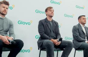 Компания Glovo открывает технологический хаб в Киеве