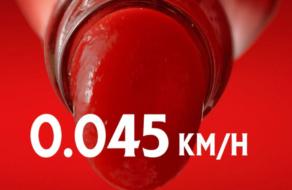 Heinz в Канаде вознаграждает водителей, застрявших в пробке