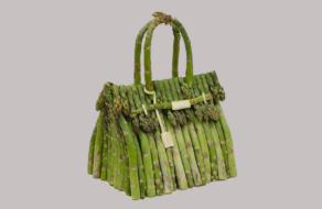 Hermès представил сумки  «Биркин» из овощей