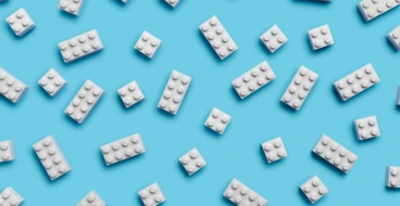 Lego представила кирпичик из переработанного пластика