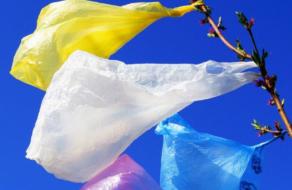 Рада заборонила в Україні пластикові пакети