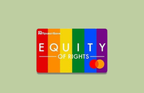 «Приватбанк» выпустил дизайн карт в поддержку ЛГБТ