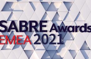 Украинские победители  SABRE Awards EMEA 2021