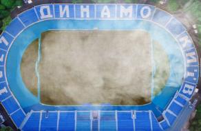 «Спалені» стадіони Gres Todorchuk увійшли до шорт-листу Cannes Lions