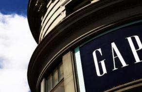 Gap закрывает магазины в Великобритании и Ирландии