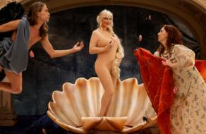 Pornhub запустил интерактивный гид по эротическим произведениям искусства в  музеях