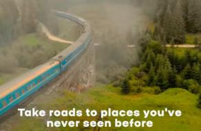 Для промо Украины создали туристический рекламный ролик