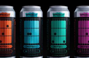 SingleCut создали пиво, которое учит играть на гитаре