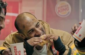 Burger King стал официальным спонсором пожарных в Колумбии