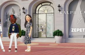 Ralph Lauren продает диджитал одежду для аватаров внутри Zepeto