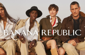 Banana Republic возвращается к своим корням с новым фирменным стилем