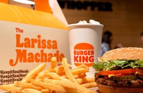 Burger King убрал 120 искусственных ингредиентов из меню