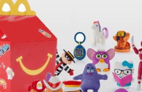 McDonald's обещает более экологичные игрушки в Happy Meal к концу 2025 года