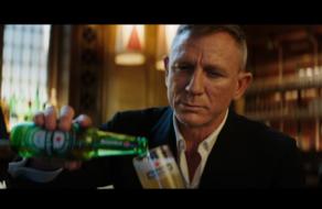 Heineken обыграл отложенный релиз фильма о Бонде в рекламе с Дэниелом Крейгом