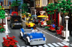 Власти техасского города рассказали о бюджете с помощью вирусного видео из LEGO
