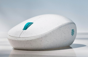 Microsoft создала мышь из переработанного океанского пластика