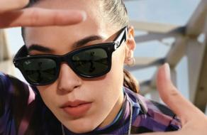Facebook представил смарт-очки с 5-мегапиксельными камерами