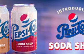 Pepsi представила винтажные вкусы в честь 50-летия мюзикла Grease
