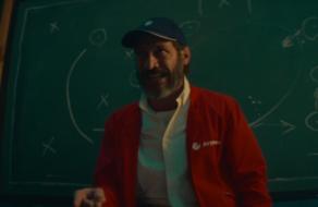 Аграрну компанію порівняли з футбольним тренером в рекламі від Fedoriv Agency