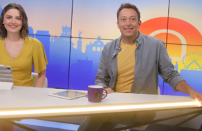 На «Апостроф TV» стартував «Національний ранок»– автори розповіли, в чому унікальність проєкту